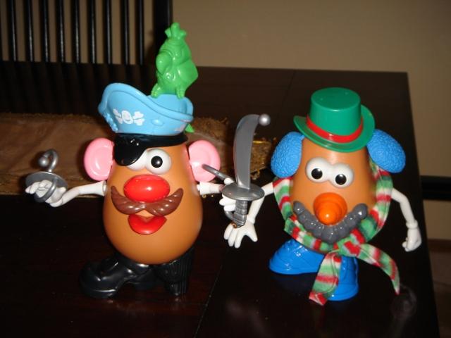 New Potato Heads