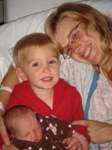 sis, bro, & mommy