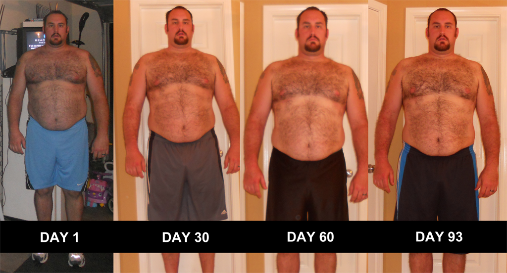 P90X Results – Round 1 – Started July 27, 2011